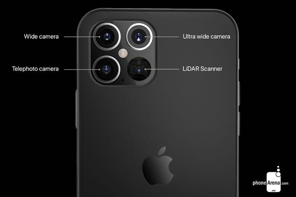 กล้อง iPhone12