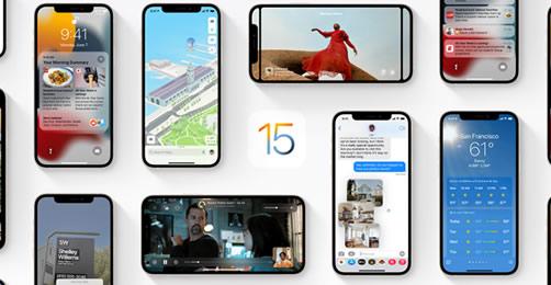 iOS 15の新機能55連発!