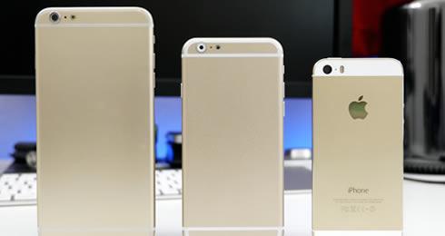 5.5インチ版iPhone 6に128GBモデルが登場か?