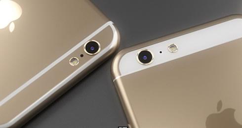 iPhone 6の背面パネル、アンテナ部分のデザインは如何に?