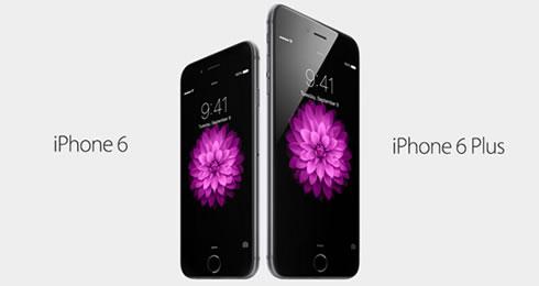 アップル、iPhone 6とiPhone Plusを発表 予約受付12日 発売は19日から