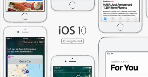 iOS 10の新機能30連発