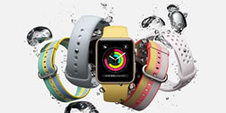 Apple Watch 3、LTE対応で単独通信が可能に 来月発表か = ブルームバーグ