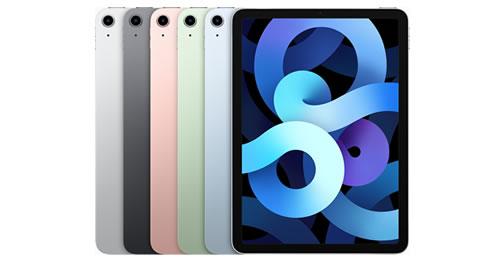 iPad Air(第4世代)の新機能と特徴、第3世代との比較