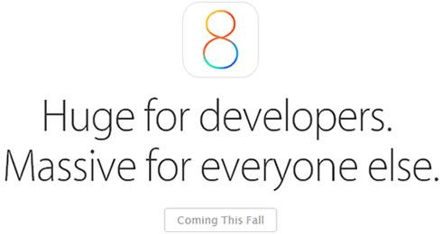 iOS 8、使える新機能 51連発!